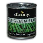 D'aucy -  None 3017800186756