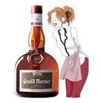 Grand Marnier -   marnier cordon rouge liqueur bouteille verre orange 40 degres sans extra grand marnier  3018300004540
