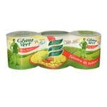 Géant vert -   vert niblets mais boite tir'vite  3ct sans sucre ajoute grains jaune ultra croquant  3023082502634