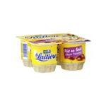 La Laitière -  laitiere riz au lait pot plastique rhum raisin  4ct meuble refrigere  3023290204559
