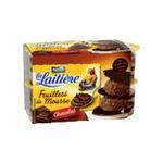 La Laitière - Feuilleté de mousse chocolat La laitière  4 x 12cl  3023290205082