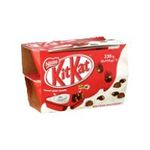 Kit Kat -  kit kat yaourt pot bi-compartiment vanille cremeux standard  2ct  3023290400289
