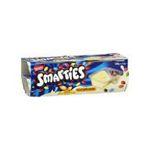 Smarties -  smarties yaourt pot bi-compartiment vanille standard standard  4ct  3023290400326