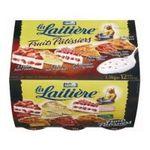 La Laitière - La Laitière   Yaourt fruits pâtissiers panachés   Colis de 4 lots de 12 pots - Le pot de 125 g 3023290600023