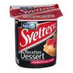 Sveltesse -  0% recettes desserts yaourt pot plastique fruit et gateau assorti allege standard standard  12ct  3023290602041