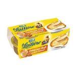 La Laitière -  laitiere creme aux oeufs pot aluminium caramel  4ct meuble refrigere  3023290623992