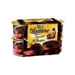 La Laitière - Secret de mousse chocolat noir La laitière  4 x 12cl  3023290630983