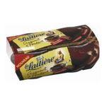 La Laitière -  laitiere craquant et fondant creme dessert pot plastique chocolat  4ct nappage chocolat craquant meuble refrigere  3023290633687