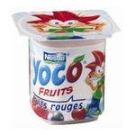 Yoco -  Nestlé | Yocofruits | Colis de 3 lots de 16 pots - Le pot de 100 g 3023290633793