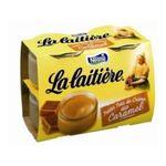La Laitière - La Laitière   Petits Pots de Crème caramel 12,40 %   Colis de 8 lots de 4 pots - Le pot de 100 g 3023290642177