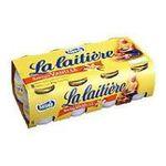 La Laitière -  la laitiere ma recette au lait entier saveur vanille 8x   y,La Laitiere vanille x8 3023291267034