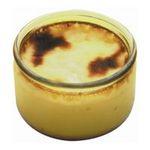 La Laitière - La Laitière   Crème brûlée 25,6 %   Colis de 8 lots de 4 pots - Le pot de 100 g 3023292283033