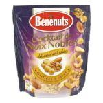 Benenuts - Graines - Cocktail de noix nobles grillées et salées 3025863128019