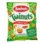 Benenuts - Twinuts - Snack goût bacon 3025863201217
