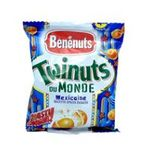 Benenuts - Twinuts - Snack saveur mexicaine  3025863251205