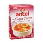 Ancel -   preparation pour dessert boite carton 2 doses creme brulee au oeuf  3027030019830