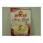 Ancel -   preparation pour gateau boite carton vanille 1 dose riz au lait  3027030029556