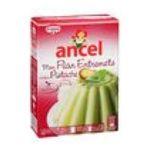 Ancel -   preparation pour dessert boite carton pistache 4 doses flan entremet  3027030036462