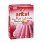 Ancel -   preparation pour dessert boite carton framboise 4 doses flan entremet  3027030036486