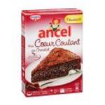 Ancel -   mon coeur coulant au chocolat preparation pour gateau boite carton chocolat 8 doses gateau  3027030047819