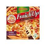 Buitoni -  fraich'up poulet grille et sauce barbecue pate crue sans label standard   3033210822992