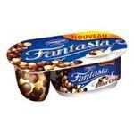 Danone -  Billes choco | Danone | Fantasia billes chocolat | Colis de 4 lots de 3 pots - Le pot de 105 g 3033490003272
