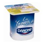 Danone -   None Danone | Yaourt aromatisé panaché fraise/abricot | Colis de 12 lots de 4 pots - Le pot de 125 g 3033490071677 UPC