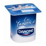 Danone -  Danone | Yaourt sucré | Colis de 12 lots de 4 pots - Le pot de 125 g 3033490071684