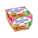Gervais -  fing'rs ongle cour.carre+prodt 12742012586 gervais fruits panache 8x  3033490157012