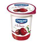 Danone -   | Danone et fruits - fruits rouges panachés | Colis de 10 pots - Le pot de 150 g 3033490162498