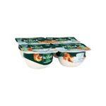 Activia -  fromage frais bifidus pot plastique peche standard  4ct sucre standard lisse 20 pourcent m.g. meuble refrigere  3033490179694