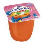 Gervais -   gervais fromage frais pot plastique framboise ou abricot standard  4ct sucre standard suisse 40 pourcent m.g. meuble refrigere  3033490191023