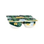 Activia -  fromage frais bifidus pot plastique vanille standard  4ct sucre standard lisse 20 pourcent m.g. meuble refrigere  3033490207557