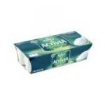 Activia -  Bio brassé nature x8 3033490234003