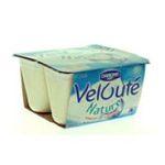 Danone -  Velouté -   Velouté  veloute nature 4x  3033490254001 UPC