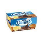 Danette -  Danette panaché chocolat et saveur vanille 12x115 g 3033490263942