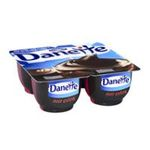 Danette -  Danette noir xtra x4 3033490306014