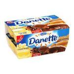 Danette -  Creme dessert Danette x12 3033490311032