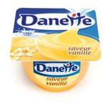 Danette -   | Danette vanille | Colis de 8 lots de 4 pots - Le pot de 125 g 3033490333027