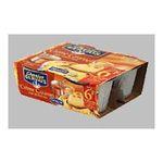 Gervais -  Crème caramel Gervais x4 3033490351038