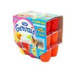 Gervais -  Gervais aux fruits panachés Danone 18X50g 3033490437015