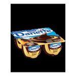 Danette -   creme dessert pot plastique chocolat et poire  4ct meuble refrigere  3033490533298