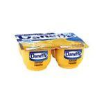 Danette -   4x creme vanille danette | DANETTE VANIILE 4X125G 3033490593810