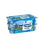 Danone -   yaourt pot plastique nature ferme standard  16ct  3033490593858