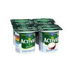 Activia -   yaourt pot plastique noix de coco ferme standard  4ct  3033490594275
