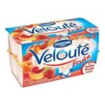 Danone -  Velouté -   fruix yaourt pot plastique fruits assortis brasse standard  16ct - 3033490594589