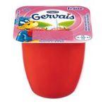 Gervais -  fruit panache | Gervais | Gervais fuits panachés | Colis de 8 lots de 12 pots - Le pot de 50 g 3033490610913