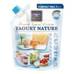 Danone -  Danone | Yaourt spécial cuisine | Colis de 2 poches de 2 kg - Le kg 3033490612436