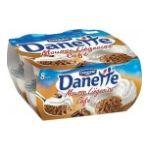 Danette -   mousse liegeoise mousse a la liegeoise pot plastique cafe  8ct meuble refrigere  3033490690045