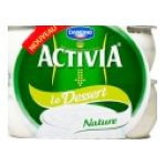 Activia - Activia Le Dessert Danone 4 x 125 g 3033490706647